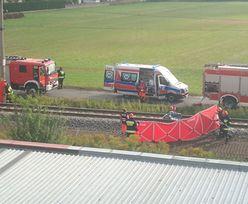 Tragedia na torach. Pociąg zabił mężczyznę