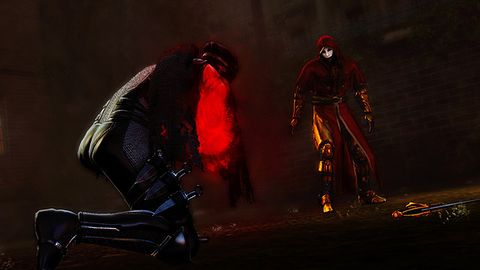 Obrazki z Ninja Gaiden 3 wyglądają jakby ktoś celowo polał je wirtualną krwią