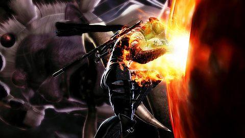 Skromna galeria z Ninja Gaiden 3