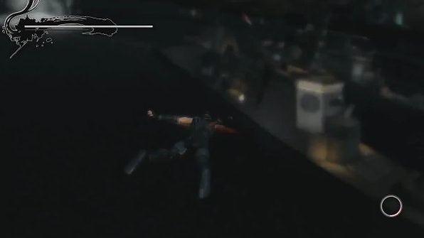 Wodny desant Ryu Hayabusy [Ninja Gaiden 3]