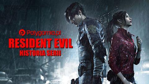 Historia serii Resident Evil - część pierwsza [wideo]