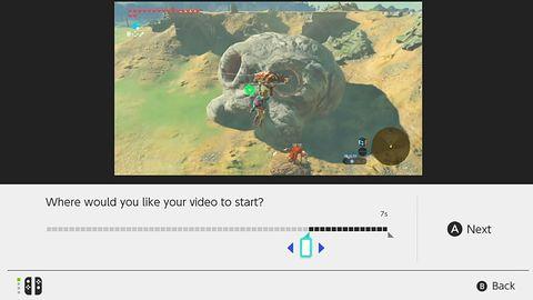 Nintendo Switch ma po swojej stronie Briana Fargo. I nagrywanie wideo