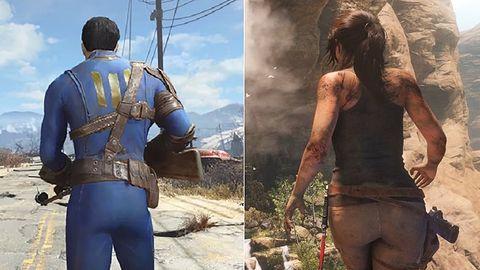 Rise of the Tomb Raider jest gotowe na walkę z Falloutem 4. Nowa Lara trzy razy większa od poprzedniczki
