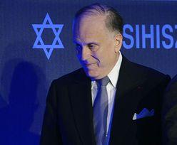 Szef Światowego Kongresu Żydów o konflikcie: umysłowa ciasnota
