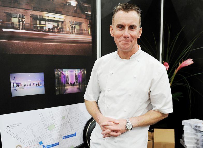 Nie żyje Gary Rhodes. Śmierć światowej sławy szefa kuchni