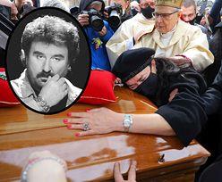 Morze łez na pogrzebie Krzysztofa Krawczyka. Wzruszający gest żony