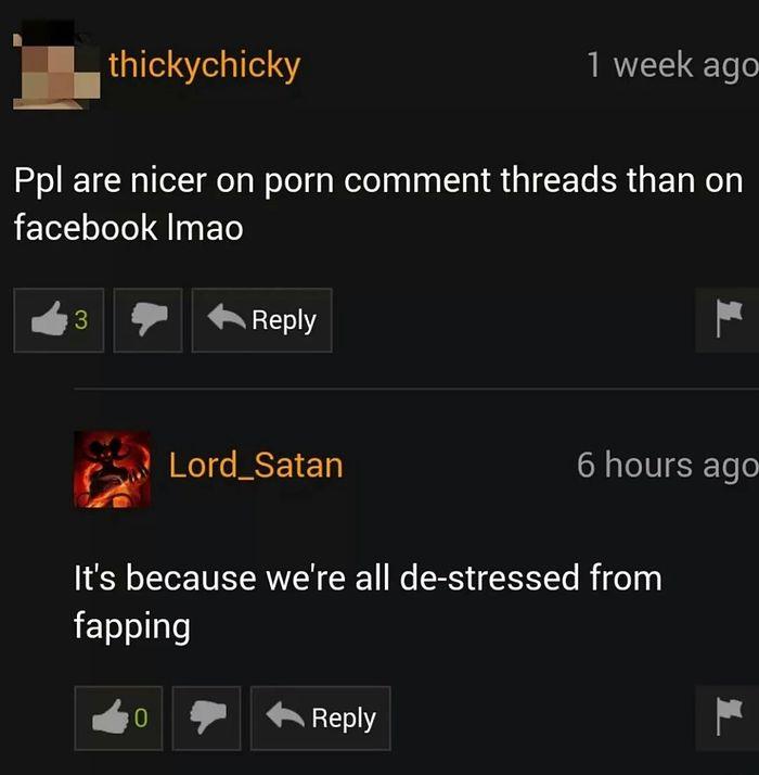 PornHub tryska dobrym humorem. Sekcja komentarzy to złoto!
