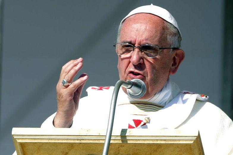 Słowa, które zabolą. Gorzki list papieża