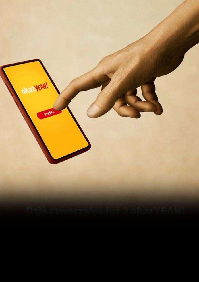 McDonald's kupony okazYEAH: jak stworzyć kupony pod siebie?
