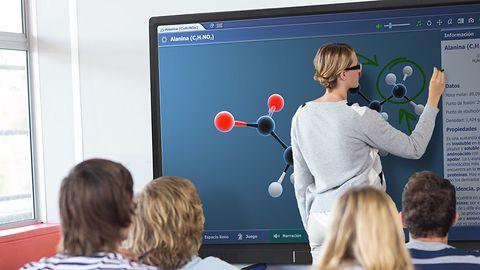 Przyszłość jest teraz. Interaktywne monitory zmieniają naukę i organizację pracy