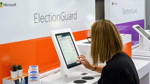 Microsoft bojownikiem o demokrację. Wybory ma obsługiwać otwartoźródłowe narzędzie