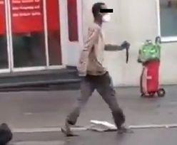 Atak nożownika w niemieckim Würzburg. Trzy osoby nie żyją