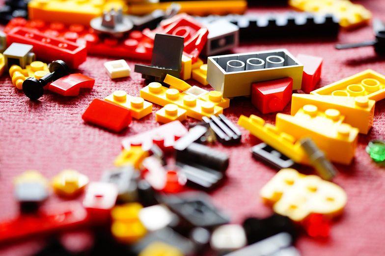Kokaina w pudełku Lego. Prezent trafił na urodziny kilkuletniego chłopca