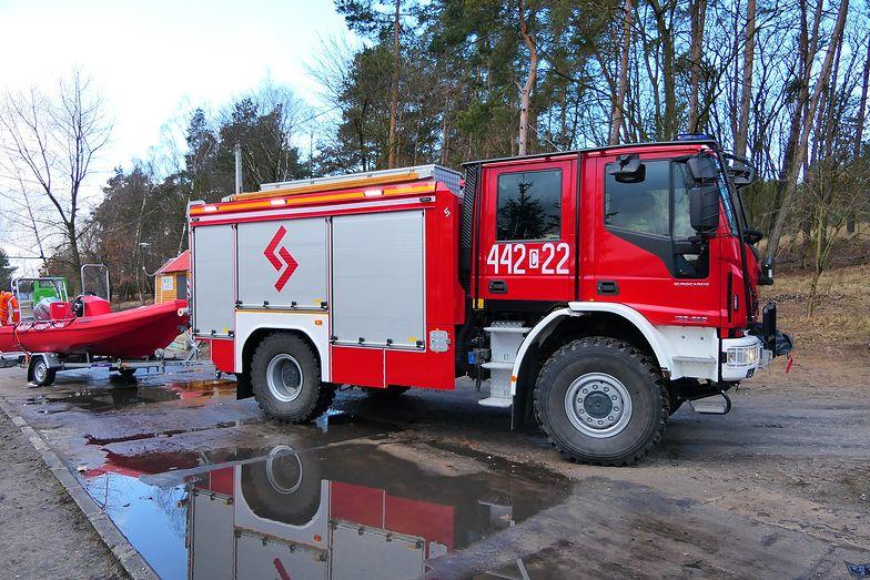 Katowice: w Dolinie Trzech Stawów wyłowiono ciało mężczyzny