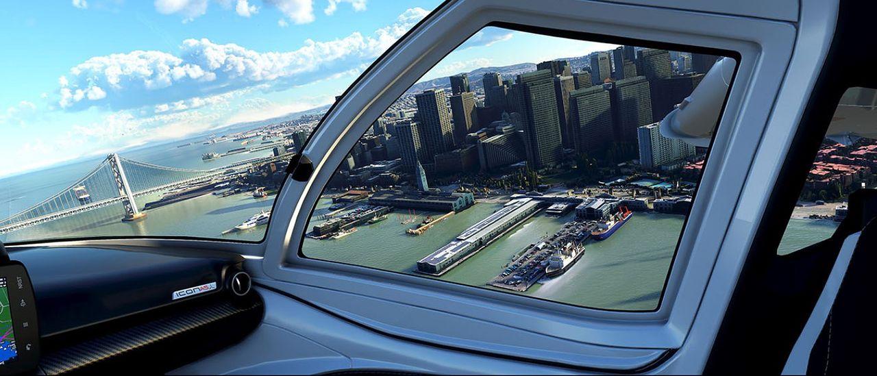 Microsoft Flight Simulator wraca. Tym razem na Xbox Series X|S - Microsoft Flight Simulator