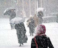 """Pogoda. Uwaga! """"Lars"""" nad Polską. Nawet 35 cm śniegu"""