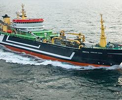 Największy statek rybacki pod polską banderą. Takiego giganta jeszcze nie mieliśmy