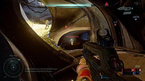 A tak wygląda tryb wieloosobowy w Halo 5: Guardians