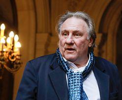 Gerard Depardieu oskarżony o gwałt przez 22-letnią aktorkę