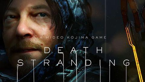 Co wspólnego ze sobą mają Keanu Reeves i okładka Death Stranding?
