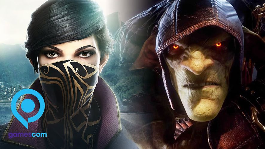Dishonored 2 i Styx: Shards of Darkness. Skradankowe sequele idealne?