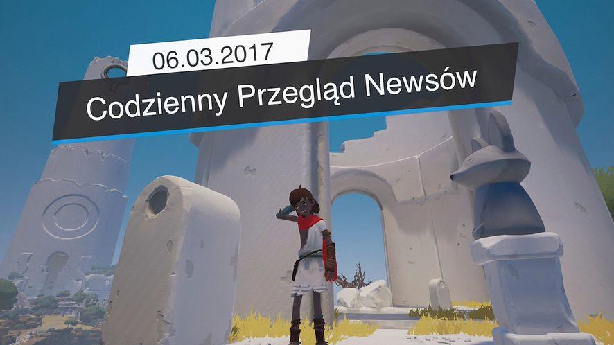 Codzienny Przegląd Newsów - 06.03.2017