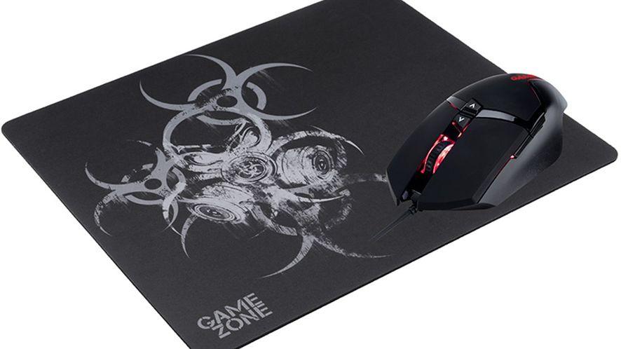 Mysz z podkładką Tracer Gamezone Siege – test. Zestaw raczej dla początkujących