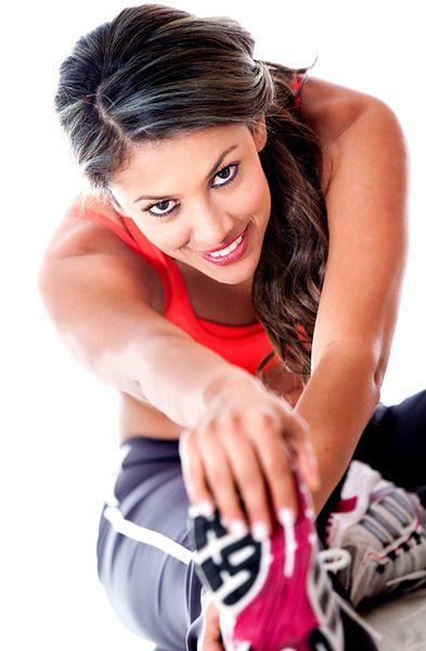Rozciągaj mięśnie po każdych ćwiczeniach