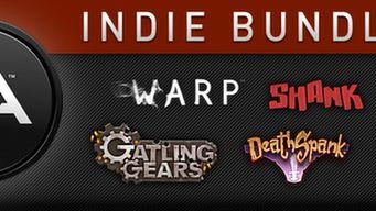 Indie Bundle od... Electronic Arts [Warp, Shank, Gatling Gears i inne]
