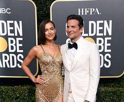Irina Shayk i Bradley Cooper: najpiękniejsza para na rozdaniu Złotych Globów
