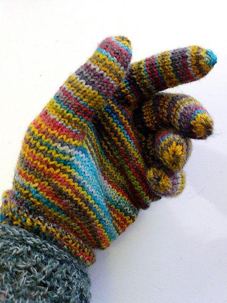 Używaj rękawiczek
