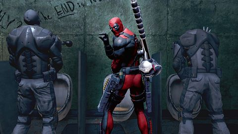 Deadpool wrócił na Steama