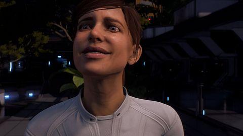50 twarzy Andromedy. Nowy Mass Effect staje się obiektem żartów