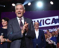 Wyniki wyborów 2019. Robert Biedroń: Lewica jest gotowa do przejęcia władzy po PiS