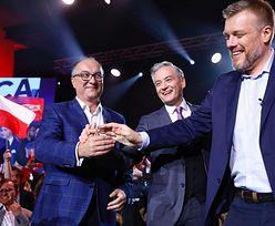 """Wyniki wyborów 2019. Lewica pełna entuzjazmu. """"Wracamy"""""""