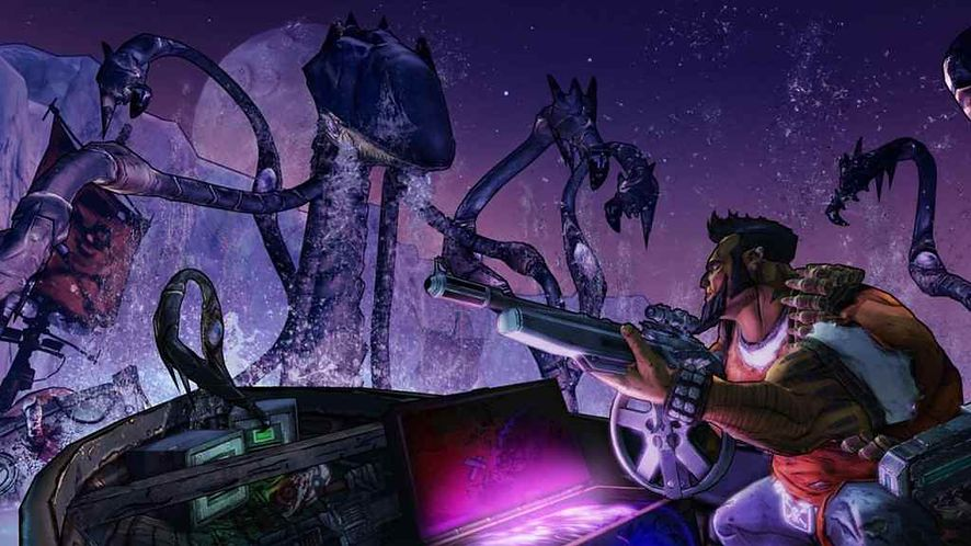 Zwiastun Borderlands 2 atakuje dubstepem. I datą premiery