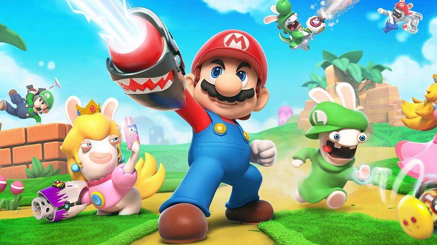 Mario + Rabbids: Kingdom Battle - recenzja. Strategia bwahktyczna