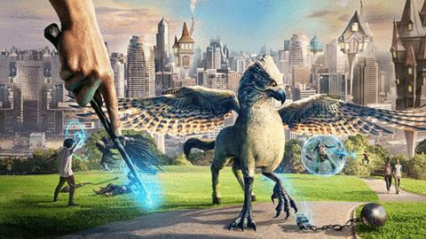 Nikt się nie spodziewał - Harry Potter: Wizards Unite drugą największą grą AR w historii