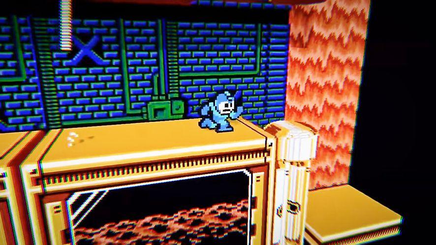 Ten emulator NES robi coś niesamowitego. Przekształca gry 2D w 3D