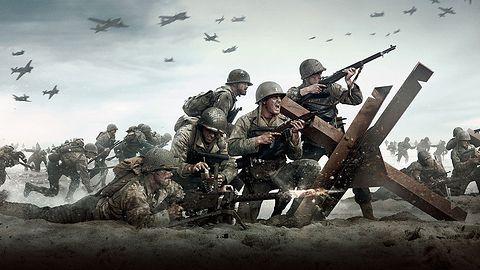 Call of Duty: WWII wynagrodzi Was za oglądanie, jak inni otwierają skrzynki z lootem