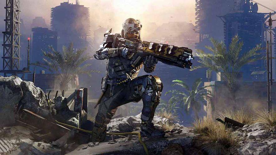 Call of Duty na Switchu, ale wyłącznie w wersji battle royale?
