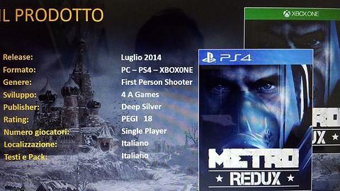 Plotka: Metro trafi na konsole nowej generacji [Aktualizacja: Wydawca potwierdził plotkę]