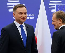 Duda odrzucił propozycję spotkania z Tuskiem
