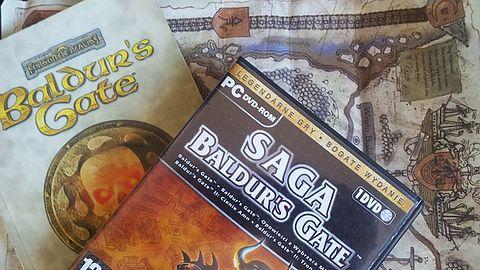 Gramy w Baldur's Gate - przez cały dzień! Na żywo!
