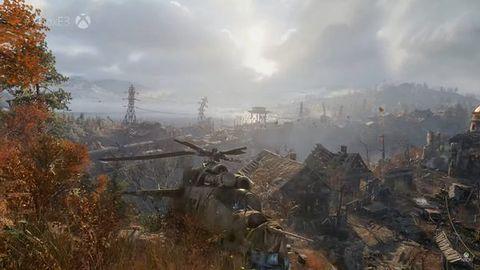 Metro: Exodus z otwartym światem i olśniewającą grafiką