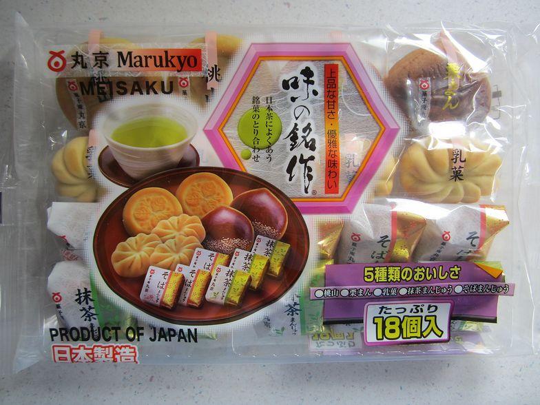 #blogdnia Tęcza na języku czyli o testowaniu japońskich słodyczy w proszku