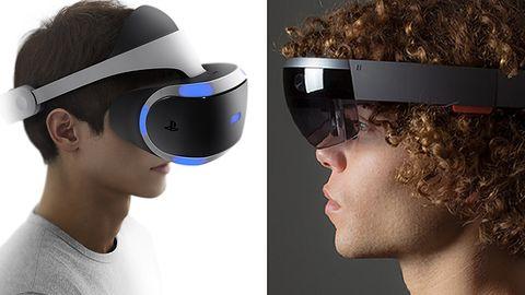 """Jesienna premiera PS VR pozostanie bez odpowiedzi Microsoftu? Wygląda na to, że """"zieloni"""" poddają Sony kolejną bitwę"""