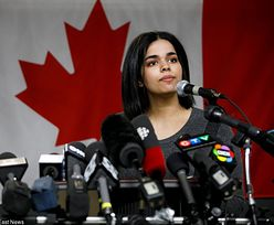 18-letnia Rahaf al-Qunun zmieniła nazwisko. Saudyjka rozpoczyna nowe życie w Kanadzie