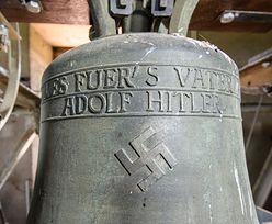 Niemcy nie usuną z kościoła dzwonu ze swastyką. Ma służyć pojednaniu