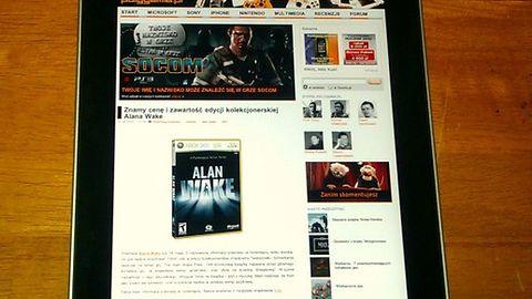 iPad jako konsola do gier?